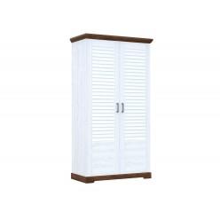Двухстворчатый шкаф для одежды ГК-6 (СА/ОРТ) Кантри