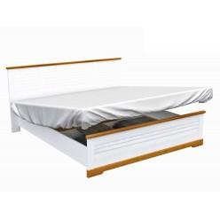 Двуспальная кровать СК-3-1 (СА/ОРН) Кантри с подъемным механизмом