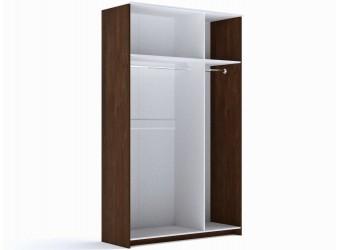 Трехстворчатый шкаф для одежды СК-7 (ОРТ) Кантри с зеркалом