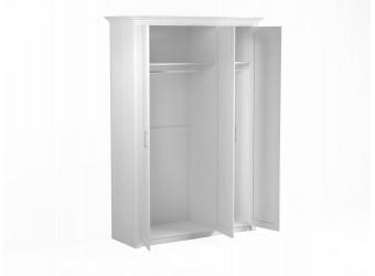 Трехстворчатый шкаф для одежды Клер, Сосна Андерсен