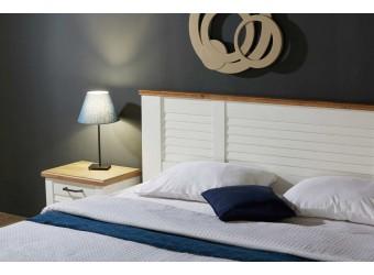 Двуспальная кровать СК-3 (СА/ОРН) Кантри