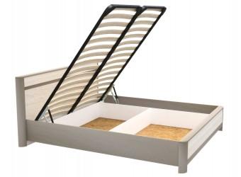 Двуспальная кровать СЛ-3-1 NEW Лацио с подъемным механизмом