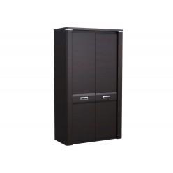 Двухстворчатый шкаф для одежды ГМ-1 (ДВ) Магнолия