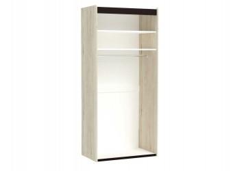 Двухстворчатый шкаф для одежды М-1 Мале