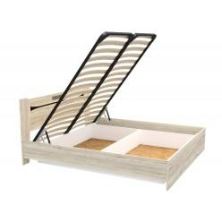 Двуспальная кровать СМ-6-1 Мале с подъемным механизмом