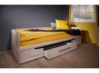 Односпальная кровать СМ-16 Мале с выдвижным ящиком