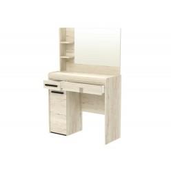 Туалетный столик с зеркалом СМ-15 Мале