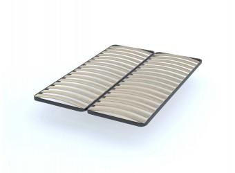 Двуспальная кровать СК-3 (ОРТ) Кантри