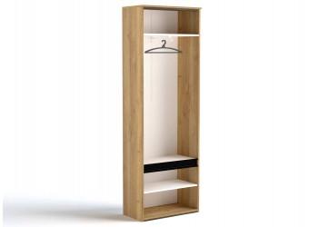 Шкаф-пенал для одежды ГС-5 Стреза