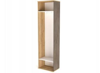 Шкаф-пенал для одежды ПС-1 Стреза