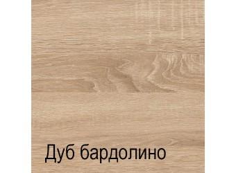 Настенная полка ГМ-10 (ДБ) Магнолия