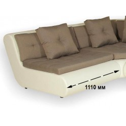 Модуль дивана Kormak (Кормак) 110Н левый