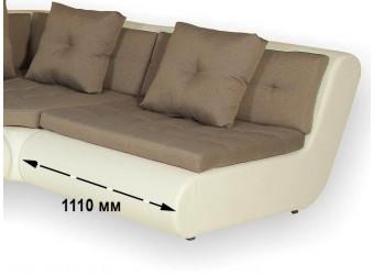 Модуль дивана Kormak (Кормак) 110Н правый