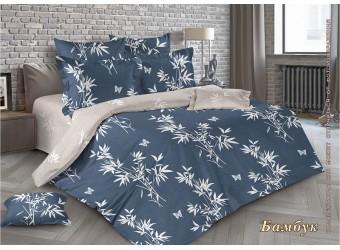 Комплект постельного белья Перкаль Бамбук
