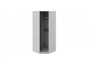 Шкаф угловой с 1 глухой дверью левый «Кантри» (Замша синяя/Винтерберг) СМ-308.07.030L (з)