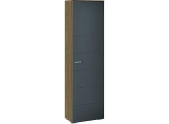 Шкаф для одежды «Харрис» (Дуб американский/Серебряный гранит) ТД-302.07.26