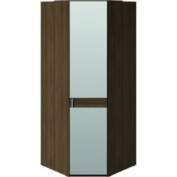 Шкаф угловой 1 зеркальной дверью «Харрис» (Дуб американский) СМ-302.07.007