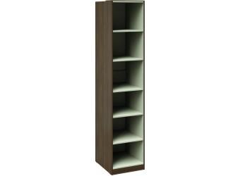 Шкаф для белья с 1 зеркальной дверью «Харрис» (Дуб американский) СМ-302.07.002