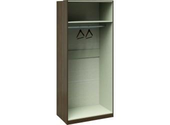 Шкаф для одежды с 2-мя дверями «Харрис» (Дуб американский/Серебряный гранит) СМ-302.07.003