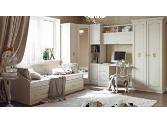 Набор детской мебели «Лючия» 3 (Штрихлак) ГН-235.103