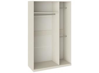Шкаф для одежды и белья с 3 глухими дверями «Лючия» (Штрихлак) СМ-235.07.10