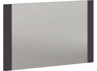 Панель с зеркалом «Наоми» (Фон серый, Джут) ТД-208.06.01
