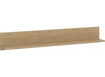 Полка настенная средняя «Николь» (Бунратти) ТД-296.03.22