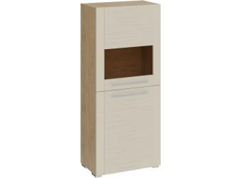 Шкаф с 2 дверями «Николь» (Бунратти/Фон Бежевый) ТД-296.07.28