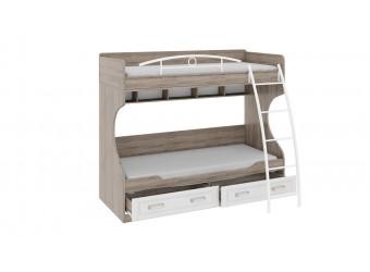 Двухъярусная кровать «Прованс» ТД-223.11.002
