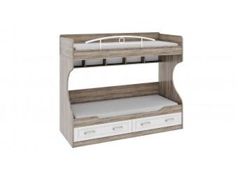 Двухъярусная кровать «Прованс» ТД-223.11.01