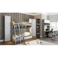 Набор мебели для детской комнаты «Прованс» №3 ГН-223.103