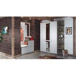 Набор мебели для прихожей «Прованс» №6 ГН-223.306