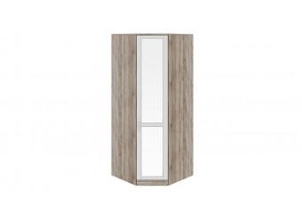 Шкаф угловой с 1-ой зеркальной дверью правой «Прованс» СМ-223.07.007R
