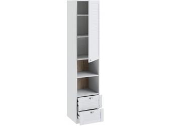 Шкаф комбинированный «Ривьера» (Белый) ТД-241.07.20