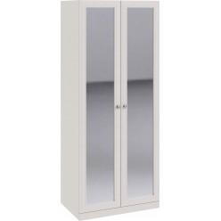 Шкаф для одежды с 2-мя зеркальными дверями «Саванна» СМ-234.07.04