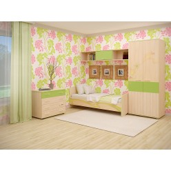 Мебель для детской Акварель 10