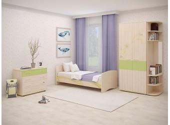 Мебель для детской Акварель 12