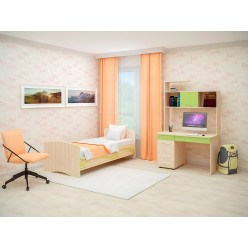 Мебель для детской Акварель 23