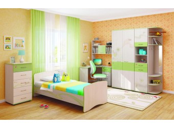 Мебель для детской Акварель 3