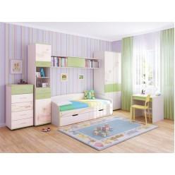 Мебель для детской Акварель 4