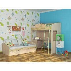 Мебель для детской Акварель 9