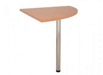 Угловая приставка для стола Альфа 61.13