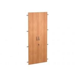 Дверцы для шкафа Альфа 61.58 с замком