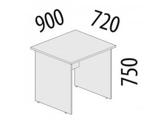 Рабочий стол Альфа 63.18 для офиса