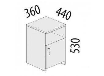 Тумба Альфа 63.44