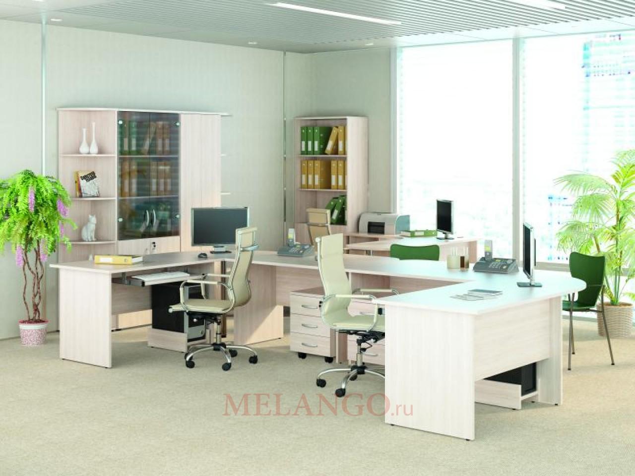 Набор мебели для офиса Альфа 3