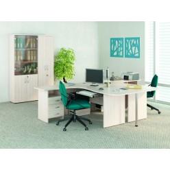 Набор мебели для офиса Альфа 8