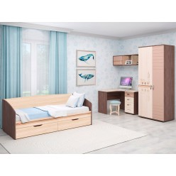 Мебель для детской Британия 10