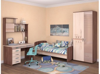 Мебель для детской Британия 11