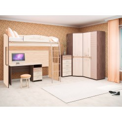 Мебель для детской Британия 12